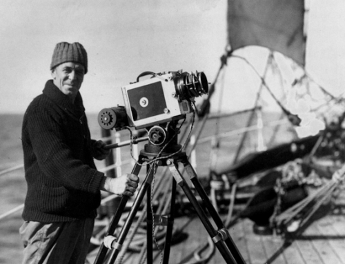 Frank Hurley a Pioneer Adventure Photographer