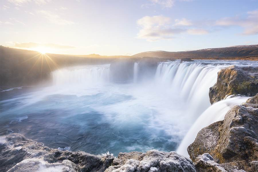 Godafoss Sunrise Will Patino