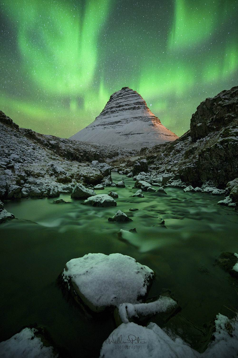 Kirkjufell Iceland William Patino