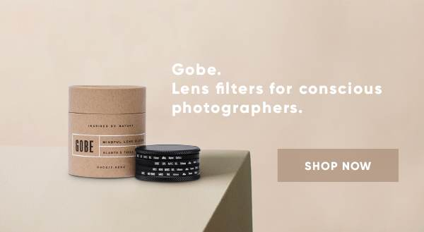 Gobe lens filters