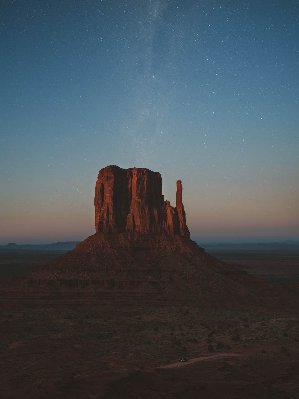 Monument Valley Ben Leo Davis