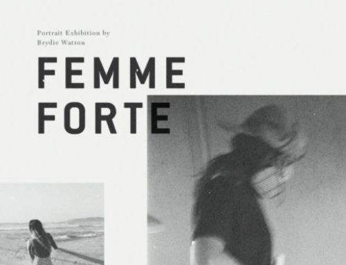 Femme Forte – A solo show of photographic portraits from Brydie Watson