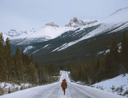 Roaming Across a Canadian Wonderland with Ben Leo Davis