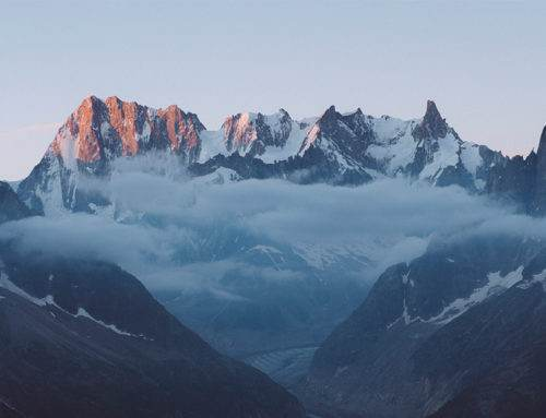 A Visual Essay from the Mont Blanc Massif. As Seen by Alejandro Llop.