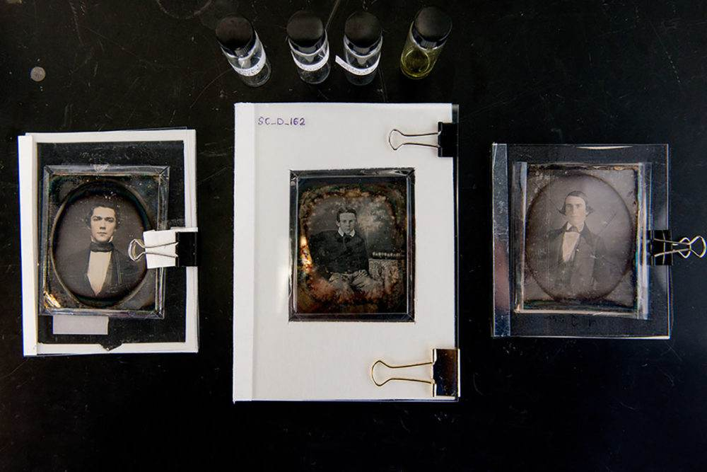 Exploring the Daguerreotype Process