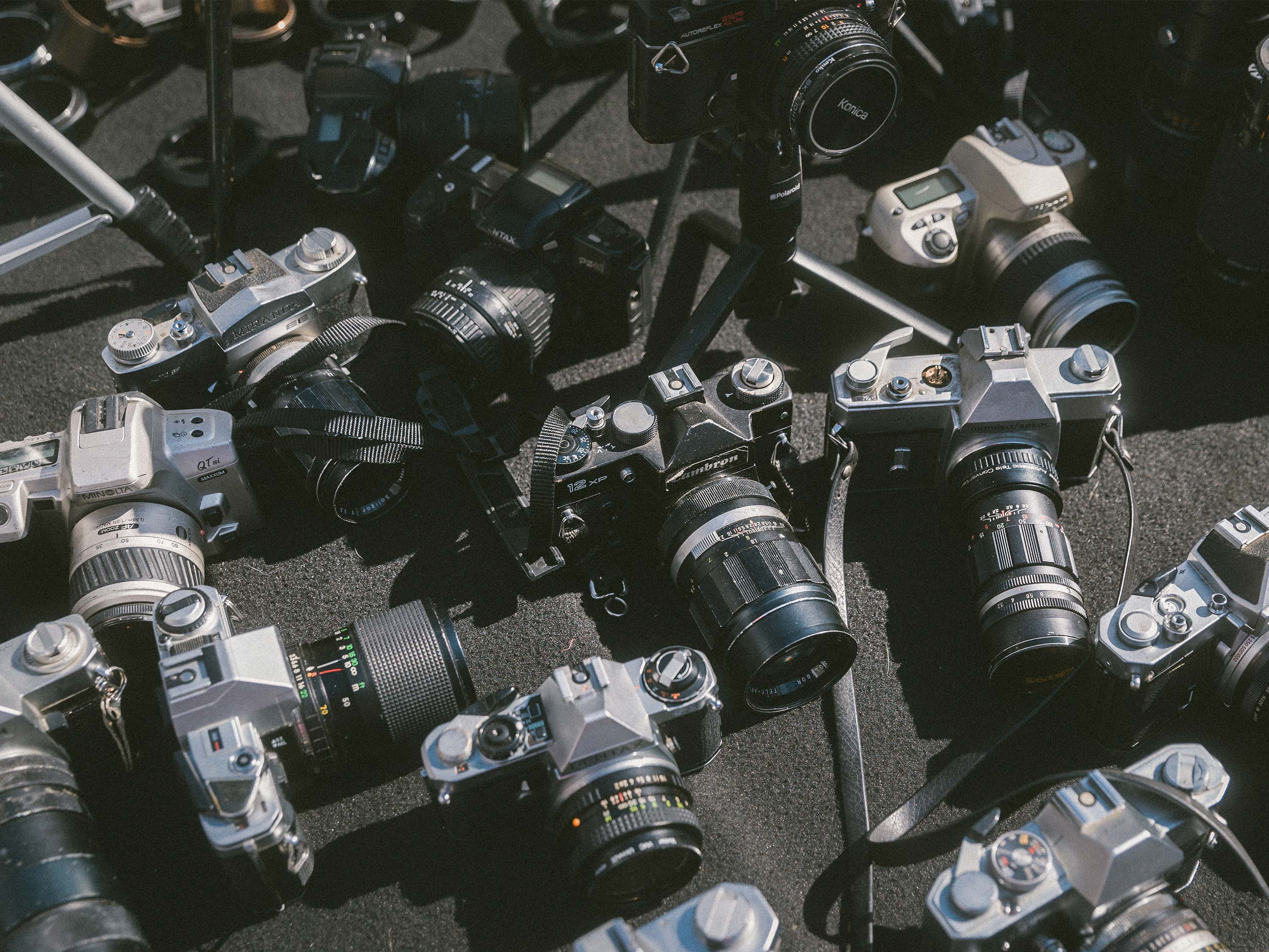 Is Analogue Or Digital Photography More Eco Friendly Gobe Magazine