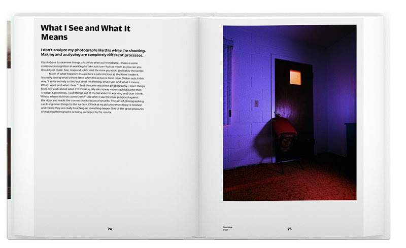 Todd Hido photography book