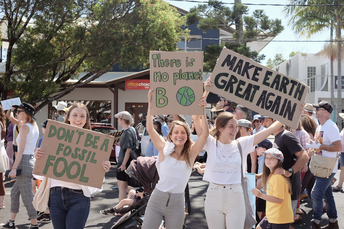 Climate Strike Youth