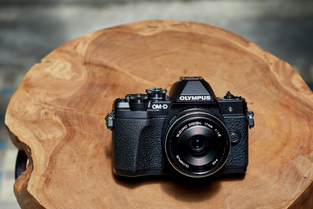 Olympus OM-D E-M10 Mark III, photographed by Robin Wong