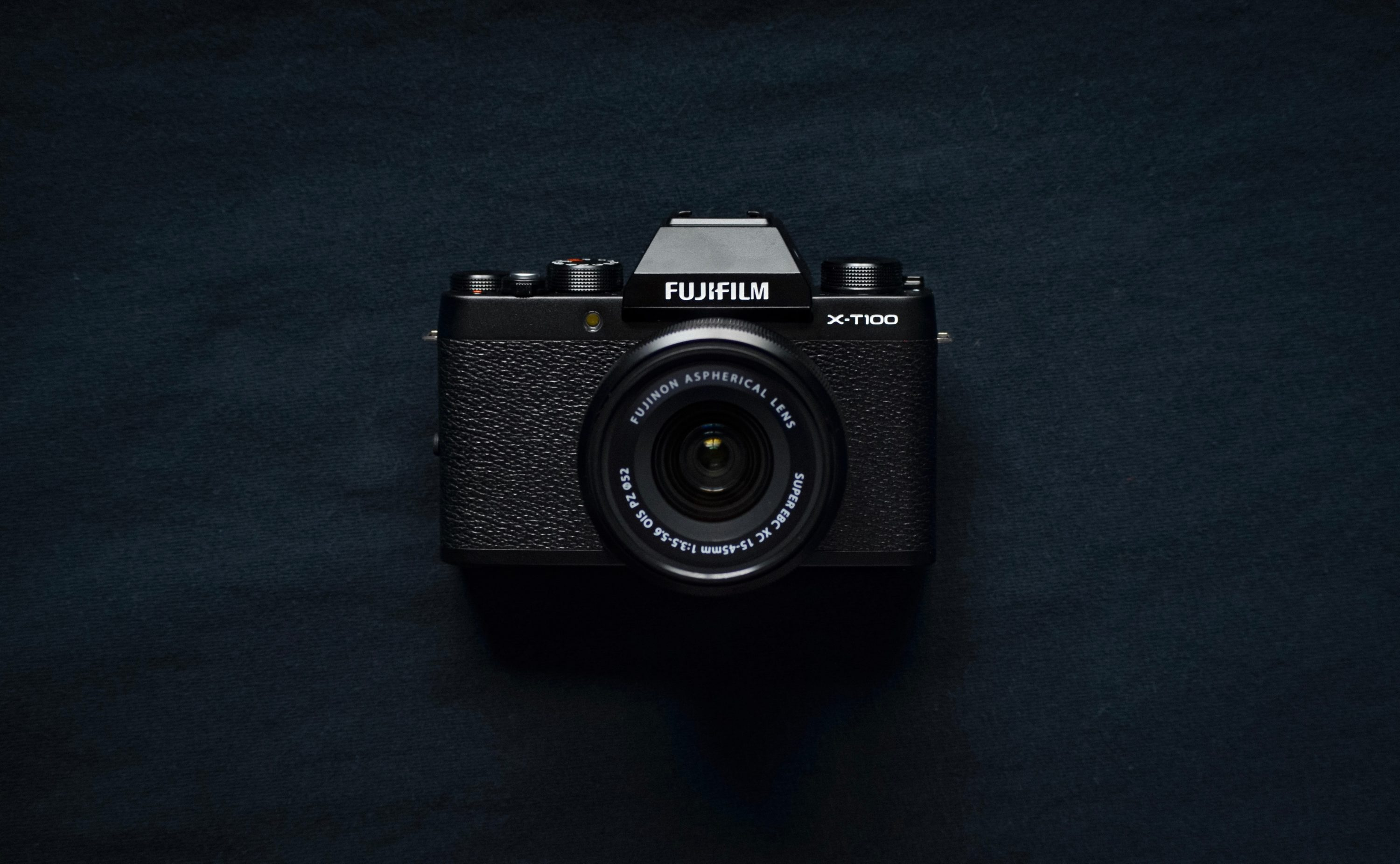 Fuji X-T100, photographed by Rohan Gangopadhyay